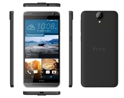 HTC One E9 Plus dual sim 5.5