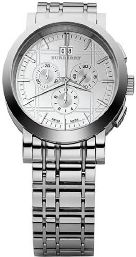 Heritage Men's Chronograph Watch by BURBERRY