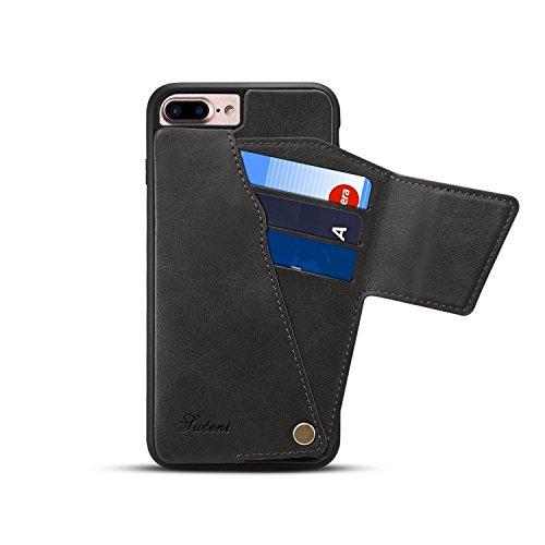 IPhone 8 Plus/7 Plus/6Plus Wallet Case- Graduat...