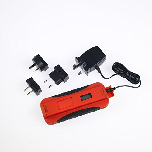 Exo-Science Powermonkey Extreme 5V and 12V Solar Portable Charger, Red by Exo-Science (Image #3)
