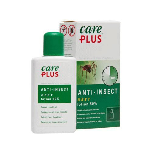 Care Plus Anti-Insect DEET 50% Lotion 50ml