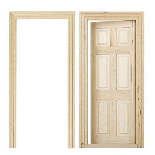 Dollhouse Door Panel - 5