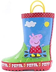 Peppa Pig Toddler Girl's Muddy Puddles Rain Boot