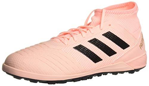 (adidas Men's Predator Tango 18.3 Turf Soccer Shoe, Black/Clear Orange, 11.5 M US )
