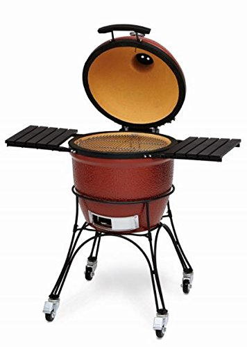 Kamado-Joe-Classic-Joe-Red-BBQs