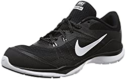 Nike Womens Flex Trainer 5 Running Shoe, Blackanthracitewhite - 7.5 B(m) Us
