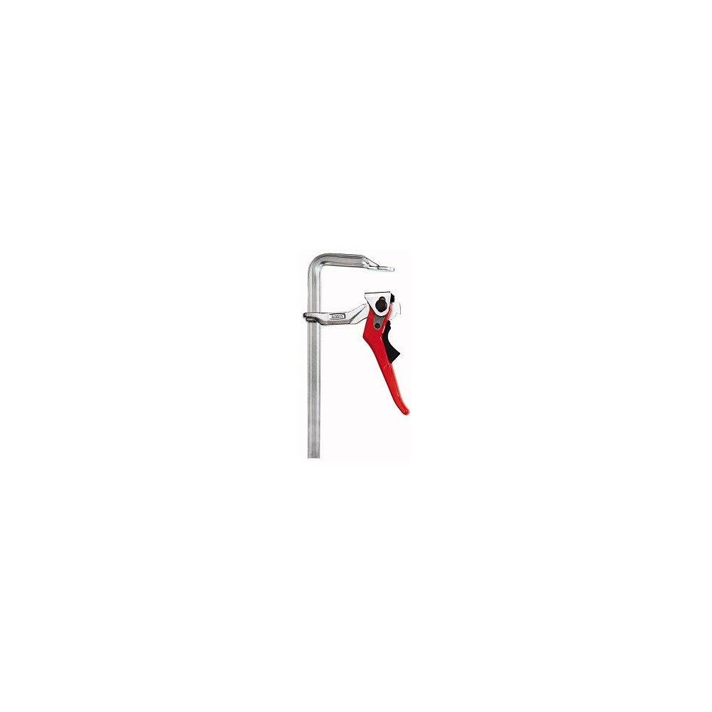 Bessey GH30-12 Lever Clamp Gh 11.81In/4.72In, Silver/Red