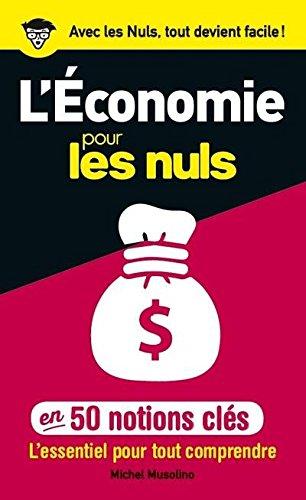 50 notions clés sur l'économie pour les Nuls Broché – 10 septembre 2015 Michel MUSOLINO First 2754074945 Géopolitique