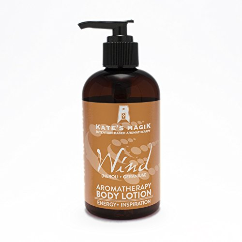Wind Aromatherapy Lotion Review