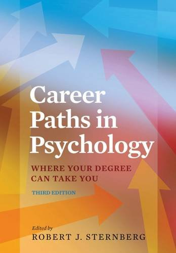 Pdf Teaching Career Paths in Psychology: Where Your Degree Can Take You