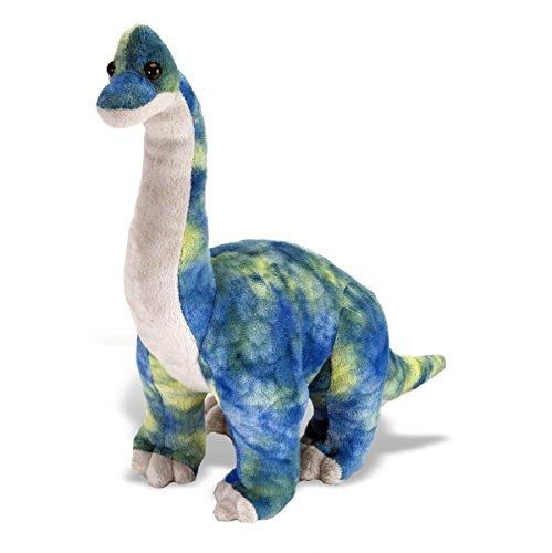 (Wild Republic Brachiosaurus Plush, Dinosaur Stuffed Animal, Gifts for Kids, Dinosauria 15
