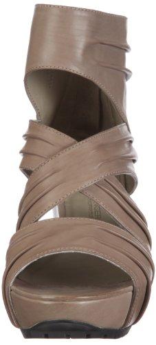Kennel und Schmenger Schuhmanufaktur Belle 91-64160.323 Damen Sandalen/Fashion-Sandalen Grau/Taupe