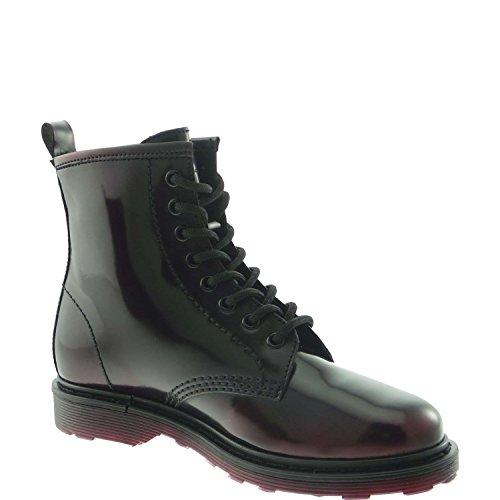 Cult CLE102363 Boots Women Bordeaux / Black cACiErGOx