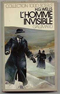 L'homme invisible, Wells, Herbert George