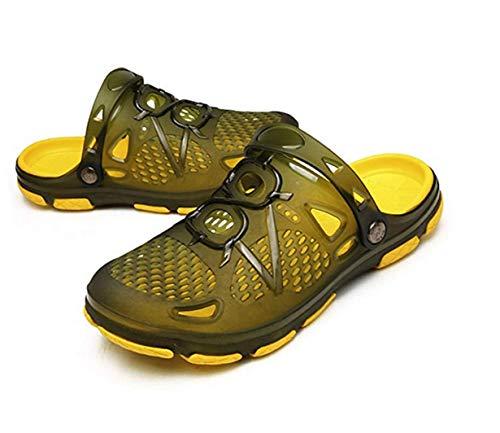 New in Respctful ✿Unisex Women's Men's Garden Clog Shoes Quick Drying Slippers Sandals Green