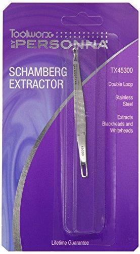 Fine Loop Extractor (Toolworx Pro Fine Loop Comedo Extractor)