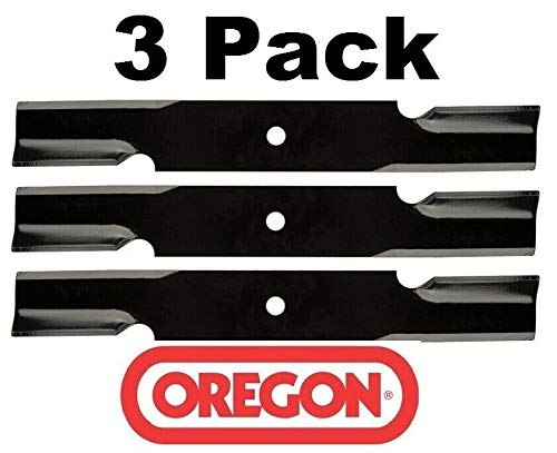 Oregon 91-637 Pack of 3 Mower Blades - 18