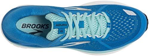 De Para 6 Running Brooks Aduro Azul Zapatillas blue Mujer 415 white silver wZqtfaTx