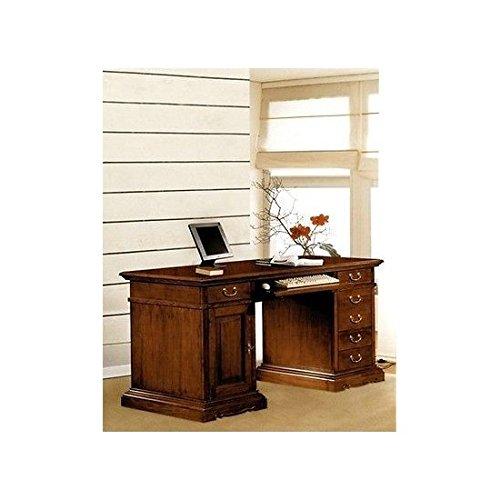 Tisch Schreibtisch Büro massivem Arte Povera–Wie Foto