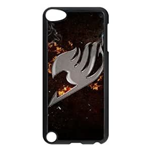 iPod Touch 5 Phone Case Black Fairy Tail VMN8144211