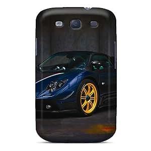 Hot Tpye 2011 Pagani Zonda Tricolor Case Cover For Galaxy S3