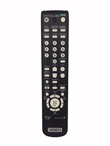 (Meide RMT-V402C Remote Control For SONY VIDEO VCR LCD TV DVD Recorder RMT-V307A RMT-V266A RMT-V266B Remote Commander)
