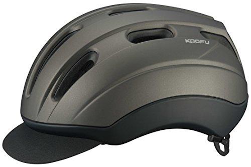 [해외] OGK(OG K) BC-VIA(비아) 헬멧 매트 건메퍼터