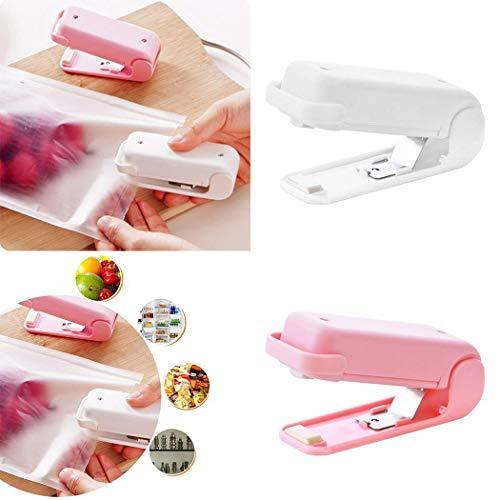 New Portable Kitchen Tool Sealing Handheld Machine Mini Heat Sealer