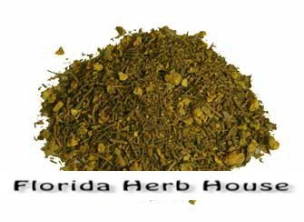 Pure Goldenseal Root - Organic & Unrefined (16 oz - 1 lb) by Florida Herb House