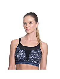 Gaiam Women's Align Wireless Sports Bra Medium Impact