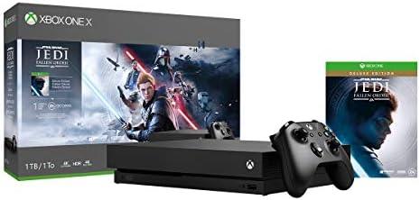 Xbox One X 1TB Console – Star Wars Jedi: Fallen Order Bundle [DISCONTINUED]