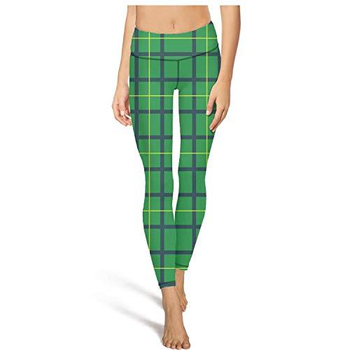 - PLOKINC Long Yoga Pants for Womens Capri Leggings st Patricks Day Green Pockets and Tummy Control Tight Pants