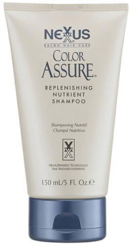 Amazon.com : Nexxus Color Assure Radiant Color Care Shampoo - OLD VERSION 5.1 oz. (Pack of 3) : Beauty