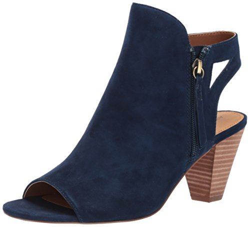 Adrienne Vittadini Womens Phyre Mule Blueberry