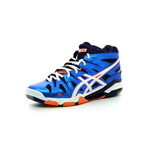Asics Gel-Sensei 5 MT B401Y-4101 Dunkelblau (Diva Blue / White / Orange)