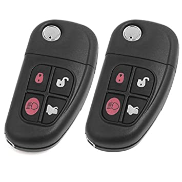 2 Nuevo reemplazo de alarma entrada remota sin llave Control ...