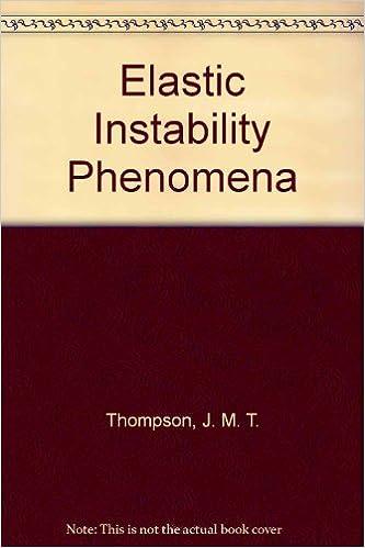 Elastic Instability Phenomena