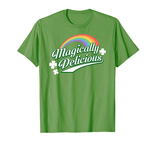 Magically Delicious Green T-Shirt -