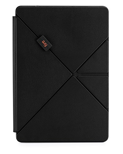 Leather Origami Case for Fire HDX 8.9 (4th Generation), Black