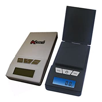 (Kenex) Professional Digital Pocket Scale Matrix Black