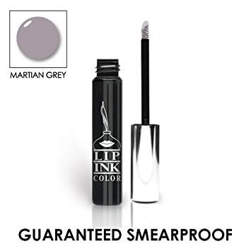 Amazon.com : LIP INK Semi-Permanent Lip Stain Lip Color - Martian Grey : Makeup : Beauty
