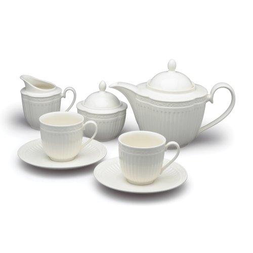 Mikasa 5047082 Italian Countryside 7 PC Tea Set