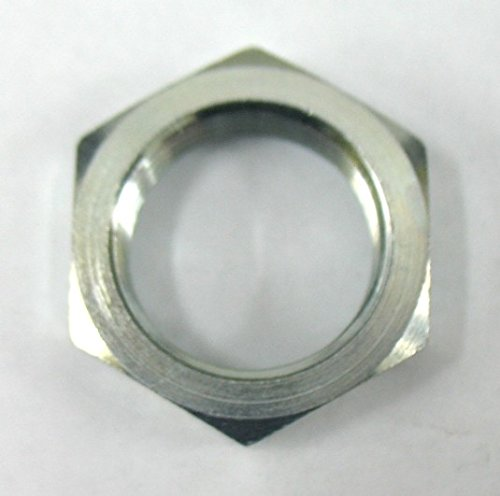 Bulkhead Locknut (AF C5924-06 - 3/8 Female JIC - Bulkhead Locknut - 9/16
