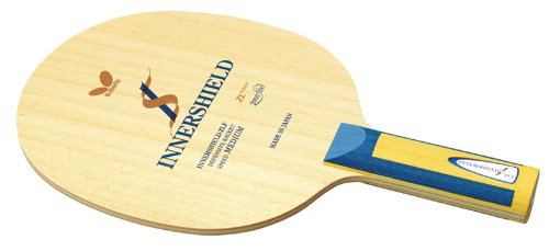 Butterfly Innershield ZLF Straight Table Tennis Blade (Natural) by Butterfly