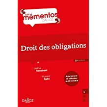 Droit civil. Les obligations (Mémentos) (French Edition)