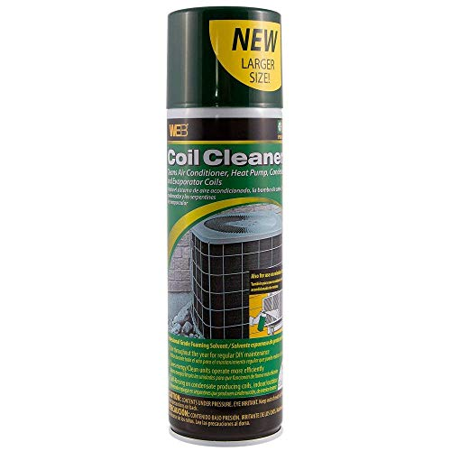 WEB WCOIL19 19 oz Coil Cleaner