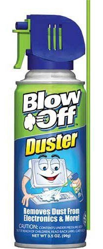 Blow Off Duster ~ 3.5oz Canned Air
