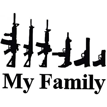 Come and Take Them Gun Control Vinyl Decal Sticker Gun Rights Stickers