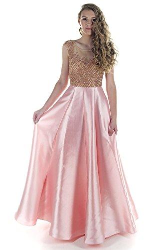 Mieder 10788 Rose Jeweled nbsp;Light Jessica Pink Gewand Stuart 5U8qnXxg