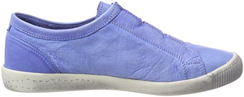 Washed Mujer Blue Softinos Ini453sof Blau para Mocasines Lavender pqx5wPTI